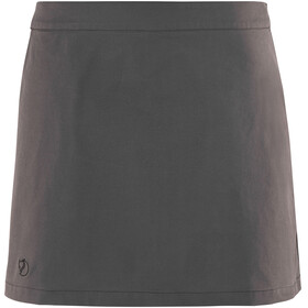 Fjällräven Abisko Trekking Skirt Women dark grey